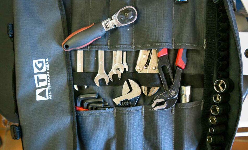 ATG-All Terrain Gear tool roll