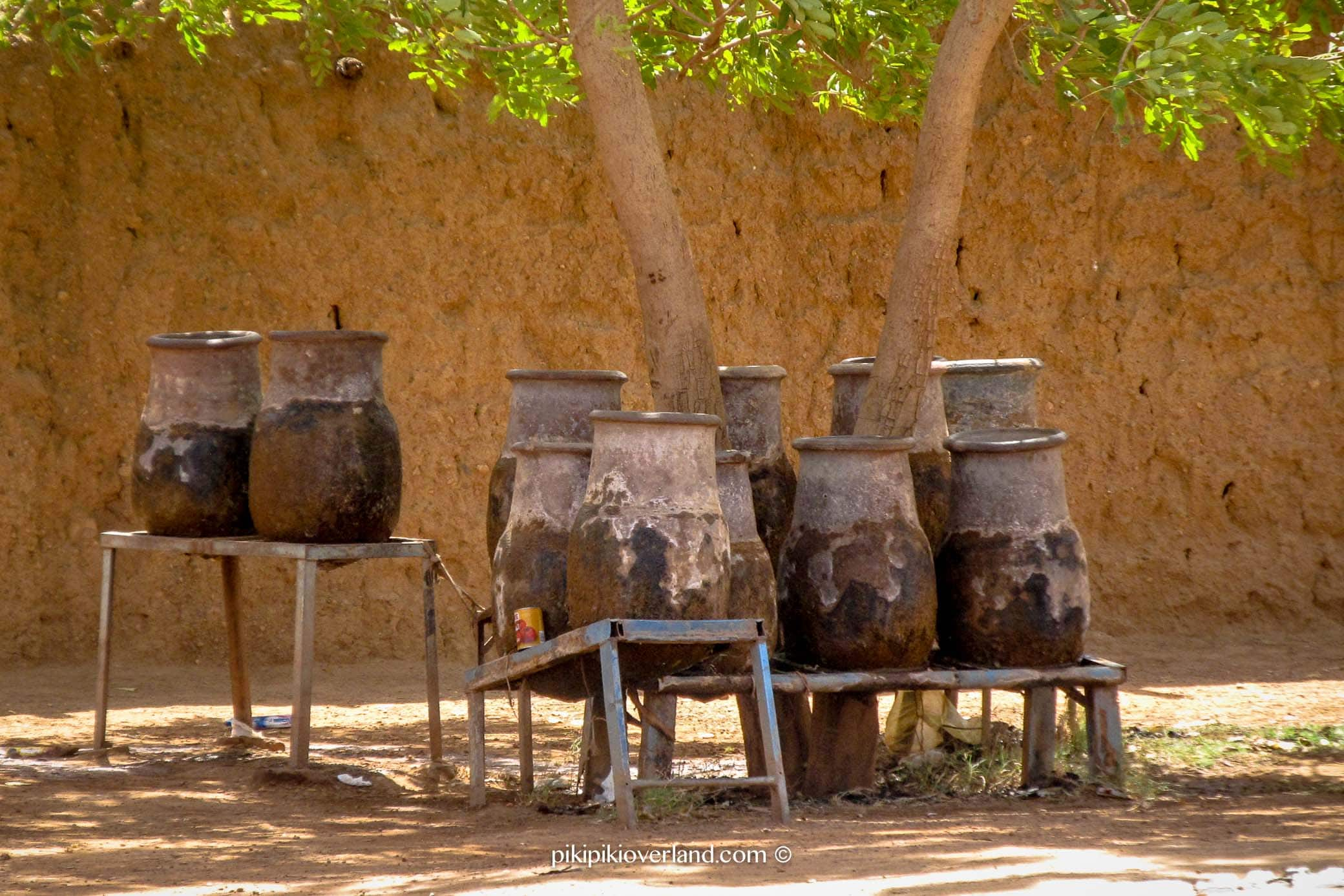 water Jar or the pot, known in the Sudan as Alzeer